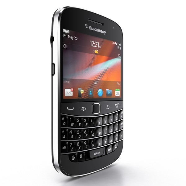 Blackberry Bold 9900 Parts