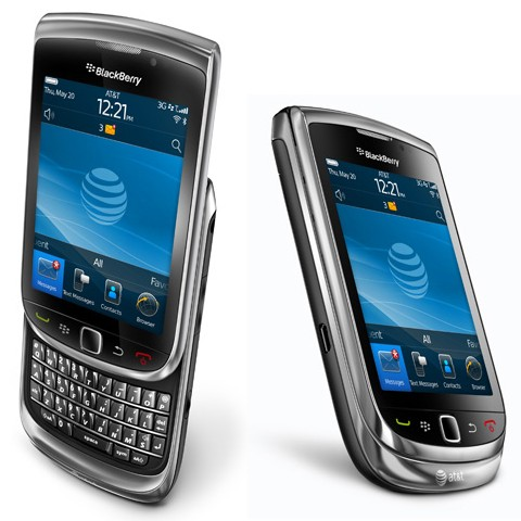Blackberry Torch 9800 Parts