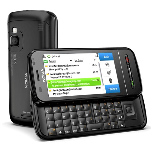 Nokia C6 Parts