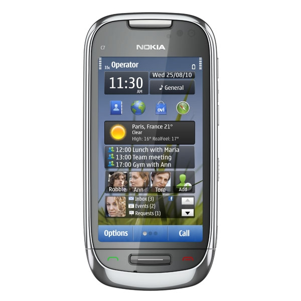 Nokia C7 Parts
