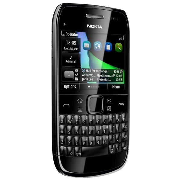 Nokia E6 Parts