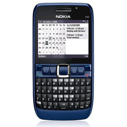 Nokia E63 Parts