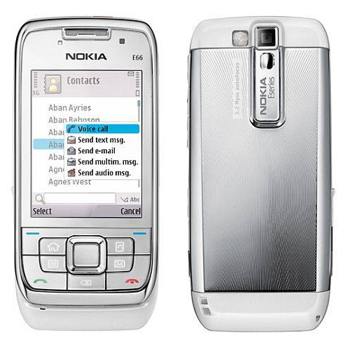 Nokia E66 Parts