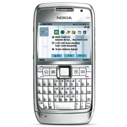 Nokia E71 Parts