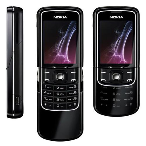 Nokia Luna 8800 Parts