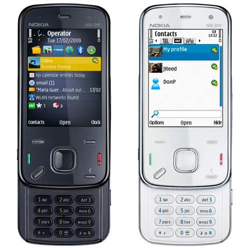 Nokia N86 Parts