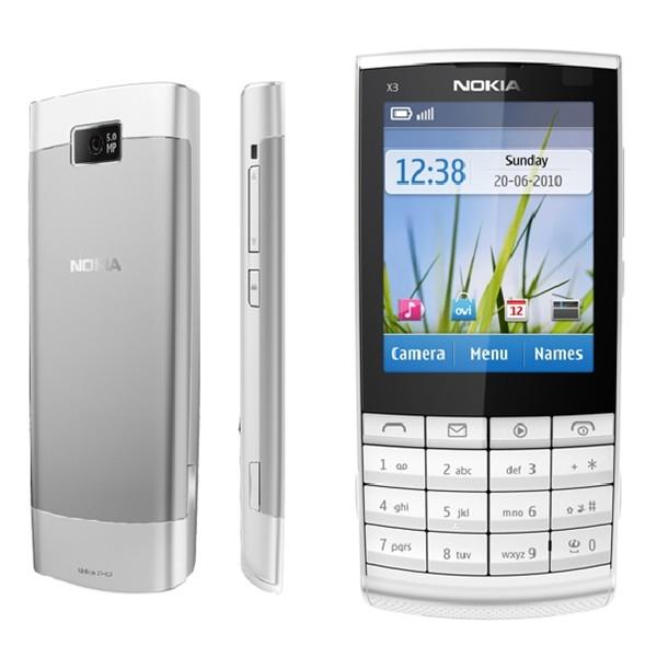 Nokia X3-02 Parts
