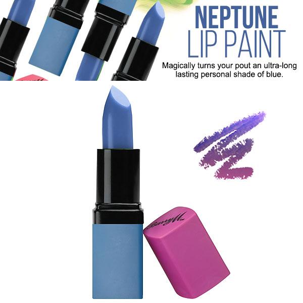 Barry M Neptune Lip Paint Pictures