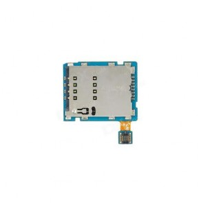 Sim Card Holder Reader Socket Slot Flex Cable For Samsung Galaxy Tab 10.1 P7500