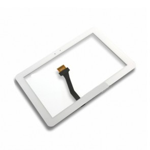 White Digitizer Touch Screen Lens for Samsung Galaxy Tab 2 P5110 / GT-P5110 10.1