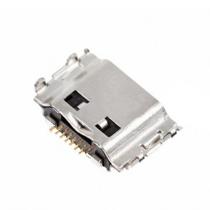 Charging Unit Connector Silver