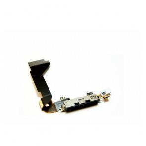 iPhone 4 4G Dock Connector Charging Port Black Repair Part