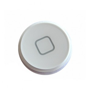 Apple iPod Touch 4th Gen 4G Home Button Key White Replacement Part New