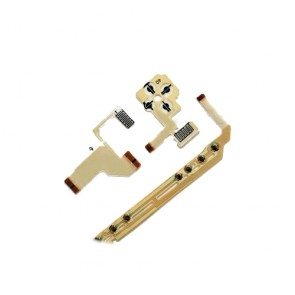 Buttons Controllers Ribon Flex Cable For Playstation PSP 1000 UK