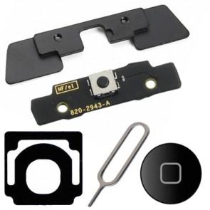 iPad 2 Bracket Set Blk 3pc+pin