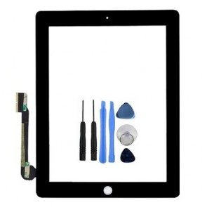 iPad 4 Digi BLK +Apple Tools(NON-REC)