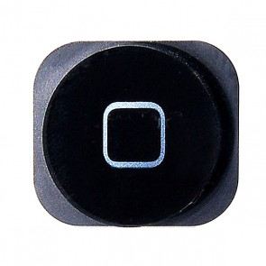 Apple iPhone 5 Home Button Key Black Replacement Part Brand New