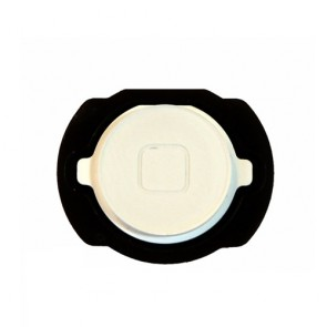 Apple iPod Touch 4th Gen 4G Home Button w/ Spacer White OEM Part New