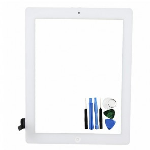 iPad 3 Digitizer WHT+Apple Tools