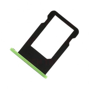 iPhone 5C Green Tray