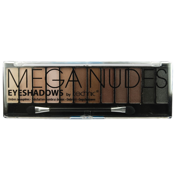 Technic-Mega-Nudes-2-3-Sultry-Naked-Nudes-12-Shade-Natural-EyeShadow-Palette