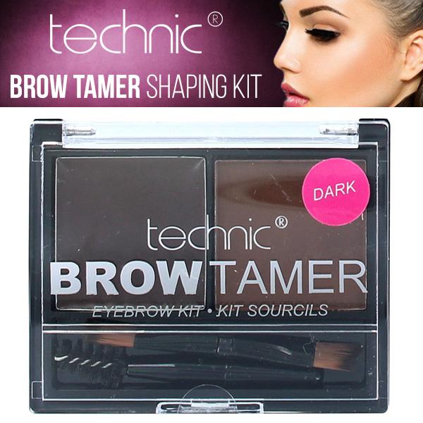 how to use eyebrow powder kit