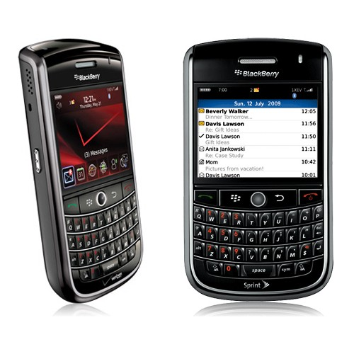 Blackberry Tour 9630 Parts