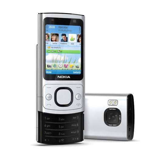 Nokia 6700 Slide Parts