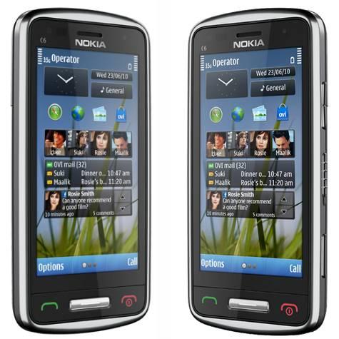 Nokia C6-01 Parts