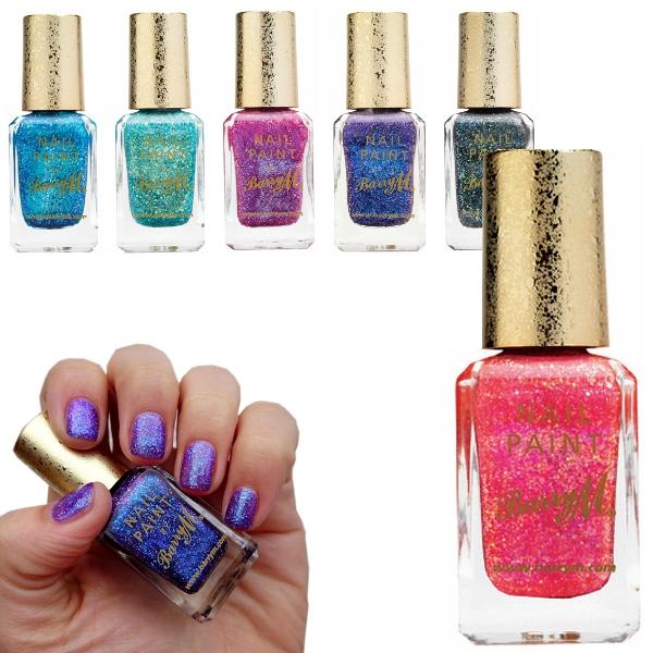 Blue Nail Varnish Uk: Nail Paint Nail Varnish Glitterati