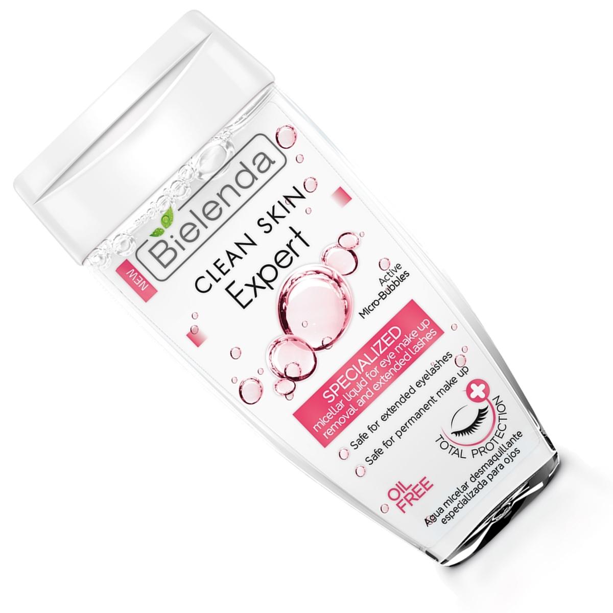 Bielenda Clean Skin Expert Eye Make-up Remover For Eyelash ...