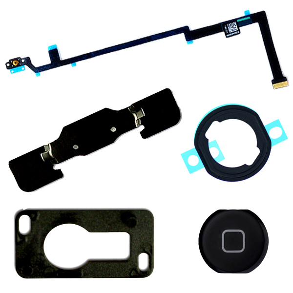OEM Apple iPad 2 Home Front Camera Bracket Holder Metal Out of a real iPad