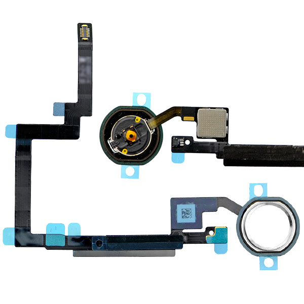 Home button board flex connector ribbon cable replacement Fit iPad Air Retina