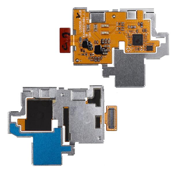 Details about NFC Wireless Charging Logic Board Flex Replacement For LG  Nexus 5 D820/ D821
