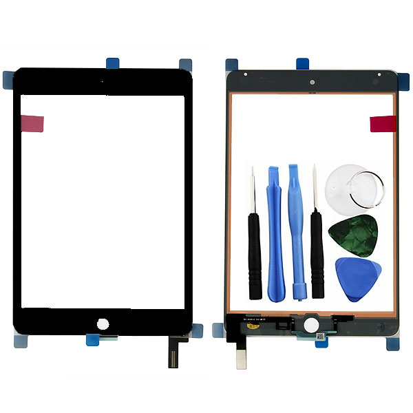 Details about Brand New Black Touch Screen Digitizer Glass + Tools For  Apple iPad Mini 4