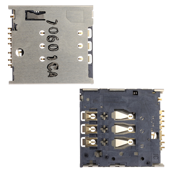Details about Sim Card Reader Tray Slot Part For Motorola Moto E XT1021  Moto E 2nd Gen XT1524