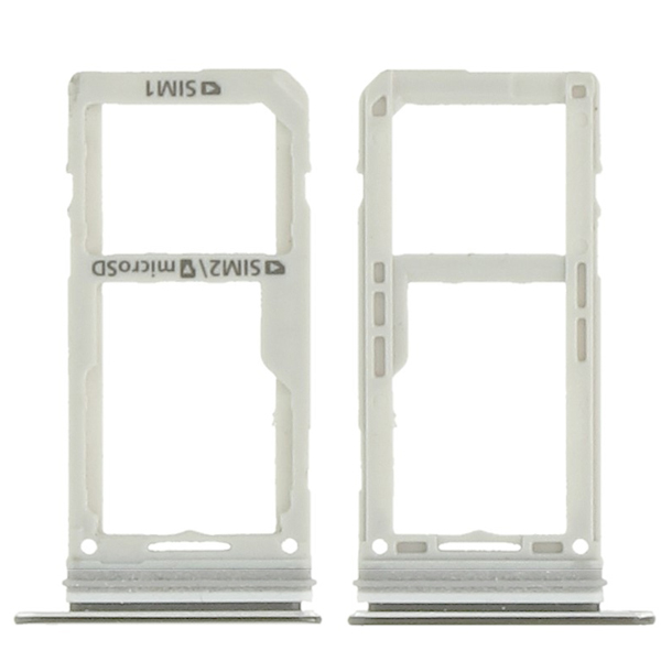 Details about For Samsung Galaxy S8 S8 Plus G955 Dual Sim SD Card Tray  Holder Slot Silver G950