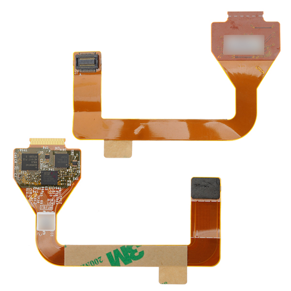 Trackpad Touchpad Keyboard Flex Cable Ribbon Replacement Part Compatible with Apple MacBook 13 Unibody A1342
