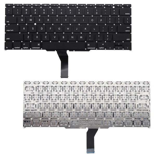 Dolphin.dyl Old Version TM Replacement Individual Key Keyboard For US Air A1369,A1370,A1465,A1466 Replacement Key Keyboard K
