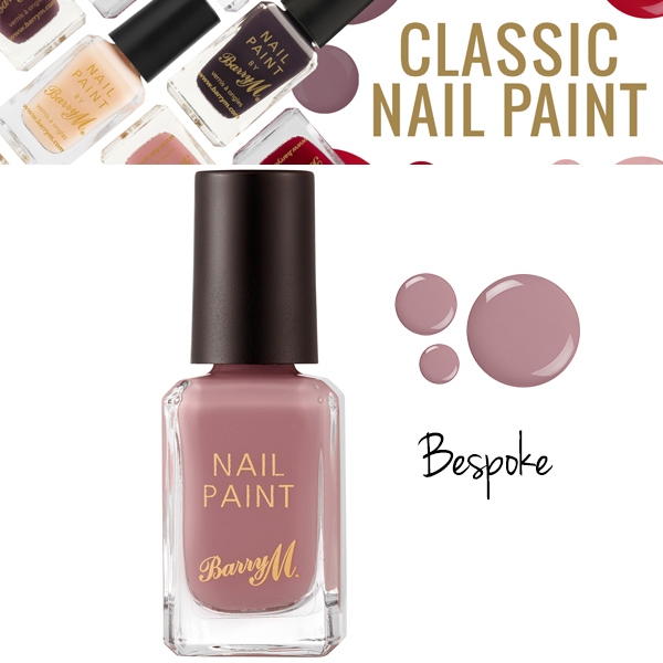 Barry M Makeup - Classic Nail Paint Range