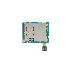 Sim Card Holder Reader Socket Slot Flex Cable For Samsung Galaxy Tab 10.1 P7500