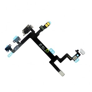Apple iPhone 5 Power Button Volume/Silent Switch Flex Cable Part New