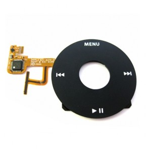 Apple iPod Video 5th Gen ClickWheel Black Replacement Part Brand New