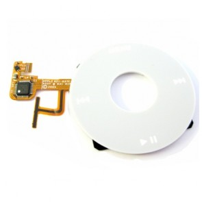 Apple iPod Video 5th Gen ClickWheel White Replacement Part Brand New