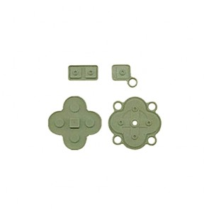Rubber Pad Silicon Buttons D-Pad fOR Nintendo DSi NDSi Replacement Repair Fix UK