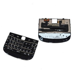 Phone Links: Blackberry Bold 9900 9930 Qwerty Keypad Keyboard with Membrane & Flex