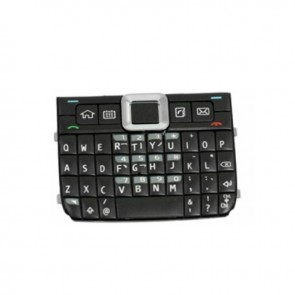 For Nokia E71 Replacement Keypad Buttons Keyboard Spare Repair Part Black UK