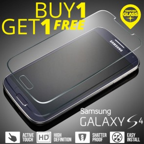 2 X T-Glass Samsung S4