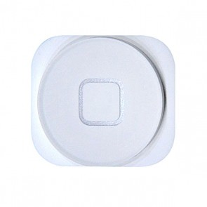 Apple iPhone 5 Home Button Key White Replacement Part Brand New